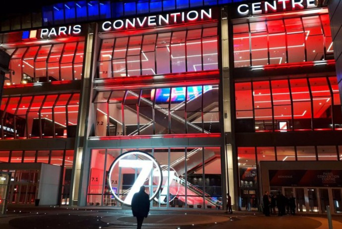 New Paris Convention Center